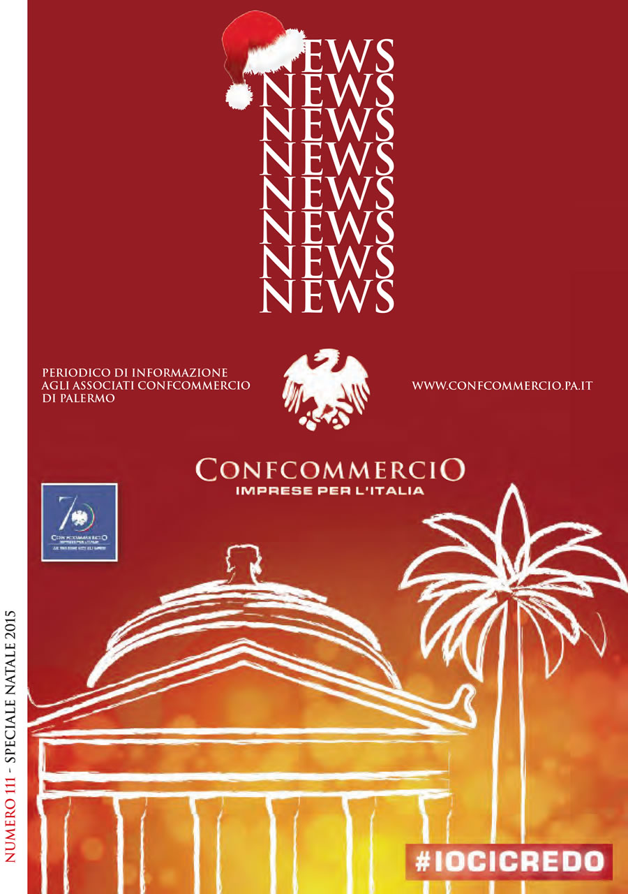 News Confcommercio n.111 Speciale Natale